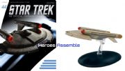 Star Trek Official Starships Collection #044 USS Intrepid Eaglemoss